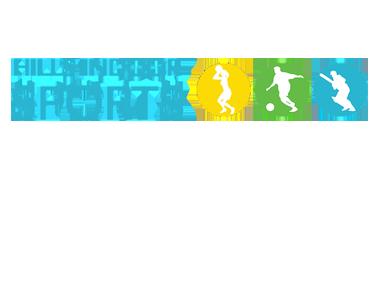 Hills Indoor Sports Centre logo