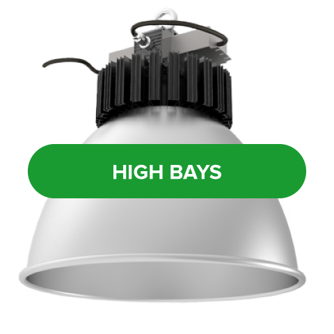 LED  high bay lights