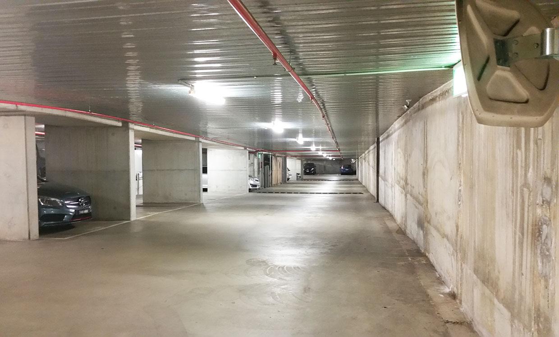 Strata Energy efficient lighting upgrade